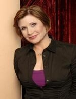 Carrie Fisher- Seriesaddict